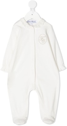 Tartine et Chocolat Logo Embroidered Babygrow