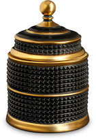 L'OBJET Bibliotheque Candle - Black & Gold