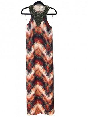 Haute Hippie Multicolour Silk Dresses