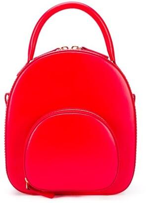 Belysa Mini Leather Backpack