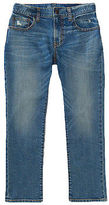 P.s. From Aeropostale Aeropostale Kids Ps Boys' Light Wash Skinny Stretch Jean Husky Blue