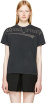 Marc Jacobs Black Logo Selfie T-shirt