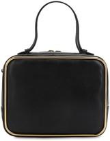 Alexander Wang Large Halo Leather Satchel Bag