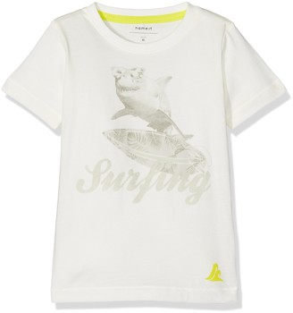 Name It Girl's NITZUNSOL SS TOP MZ T-Shirt