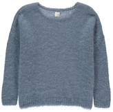 Des Petits Hauts Burundi Wool and Mohair Oversize Jumper