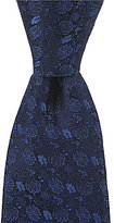 Murano Floral Skinny Silk Tie