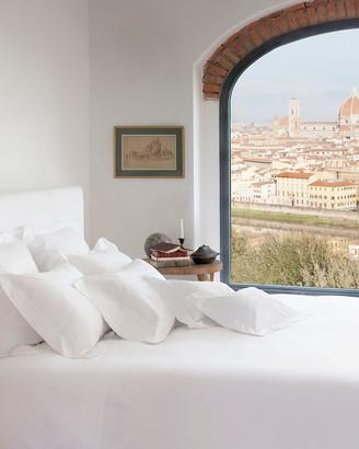 Signoria Firenze Tuscan Dreams Queen Flat Sheet
