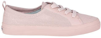 Sperry Crest Vibe Mini Perf STS83544 Rose