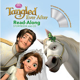Disney Tangled Ever After Read-Along Storybook and CD