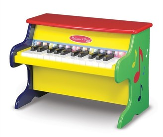 Melissa & Doug Learn-To-Play Piano With 25 Keys and Color Coded Songbook