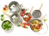 Green Pan GreenPanTM Wood-Be 10-pc. Ceramic Nonstick Cookware Set