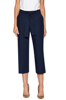Lafayette 148 New York Cropped Kenmare Pant