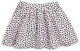 Kate Spade Girls' Ponte Knit Dot Skirt - Sizes 2-6