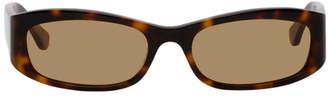 Leila Port Tanger Tortoiseshell Sunglasses