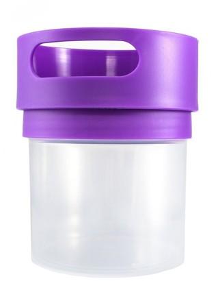 Munchie Mug - 16 oz - Purple