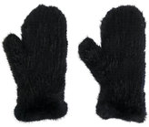Yves Salomon Four Queues gloves