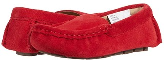 Janie and Jack Driver Slip-On Shoe (Toddler/Little Kid/Big Kid) (Red) Boy's Shoes