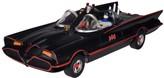 Toysmith DC Comics Batman Classic Batmobile with Bendable Batman & Robin Action Figures