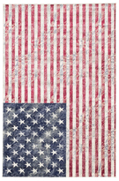 Ecarpetgallery Stars and Stripes Rug