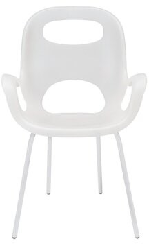 Umbra Oh Armchair Color: White