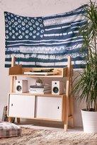 Urban Outfitters Graham Keegan Shibori Flag Tapestry