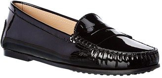 Tod's City Gommino Patent Loafer