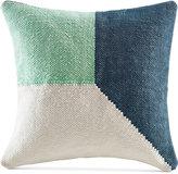"""Kas Finley 18"""" Square Decorative Pillow"""