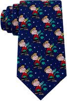 Peanuts Men's Charlie Brown Tree Tie