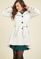 Steve Madden Once Upon a Thyme Coat in Almond in XL