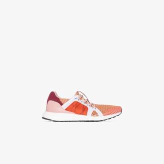 adidas red Ultraboost sneakers