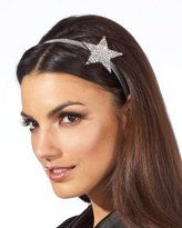 Bebe Crystal Star Headband