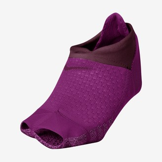 Nike Women's Toeless Footie Socks NikeGrip Studio