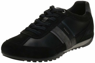 Geox Men's U Wells C Low-Top Sneakers