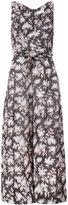 Zimmermann floral jumpsuit - women - Cotton/Linen/Flax - 1