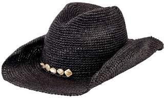 SAN DIEGO HAT Crochet Raffia Straw Hat