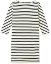 Petit Bateau Womens nautical striped dress