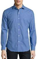 Polo Ralph Lauren Slim-Fit Plaid Estate Button-Down Shirt
