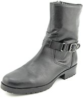 Anne Klein Crayton Women US 8.5 Black Mid Calf Boot