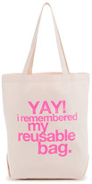 Dogeared Yay I Remembered Tote