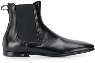 Dolce & Gabbana Ankle Chelsea Boots
