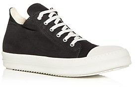 Rick Owens Men's Low Top Sneakers