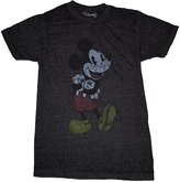 Disney Mickey Mouse Painted Mickey Graphic T-Shirt