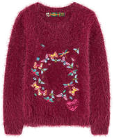 Desigual Embroidered sweater