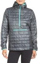 Patagonia Women's Nano Puff Bivy Water Resistant Jacket