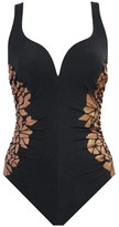 Miraclesuit Swim Gilted As Charged Temptress One-Piece Swimsuit