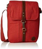 Timberland Small Items Bag, Unisex Adults' Messenger Rot (Tandori Spice), 7x27x20 cm (B x H T)