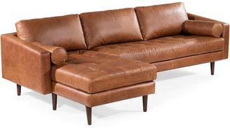 16 Elliot Way Napa Left Sectional Sofa