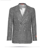 Isaia Double Breasted Jacket