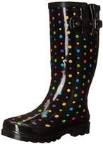 Western Chief Women's Waterproof Printed Tall Rain Boot