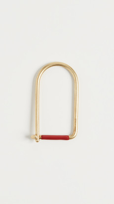 Craighill Wilson Enameled Key Ring